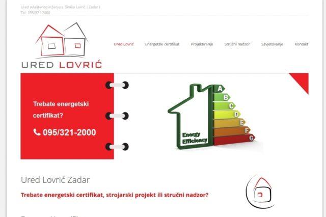 Ured Lovrić Zadar